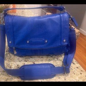 Kelly Moore Tote Cobalt Blue - like new